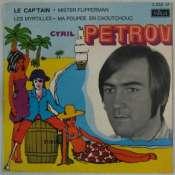 Petrov Cyril - Le cap'tain - 7inch EP