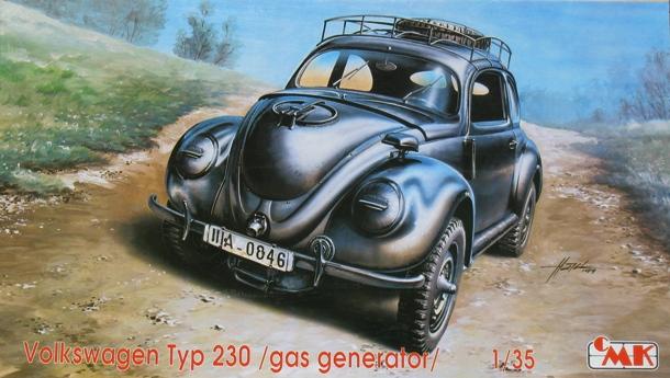 Volkswagen type 230 gaz  CMK 1/35 110925030852667018794609