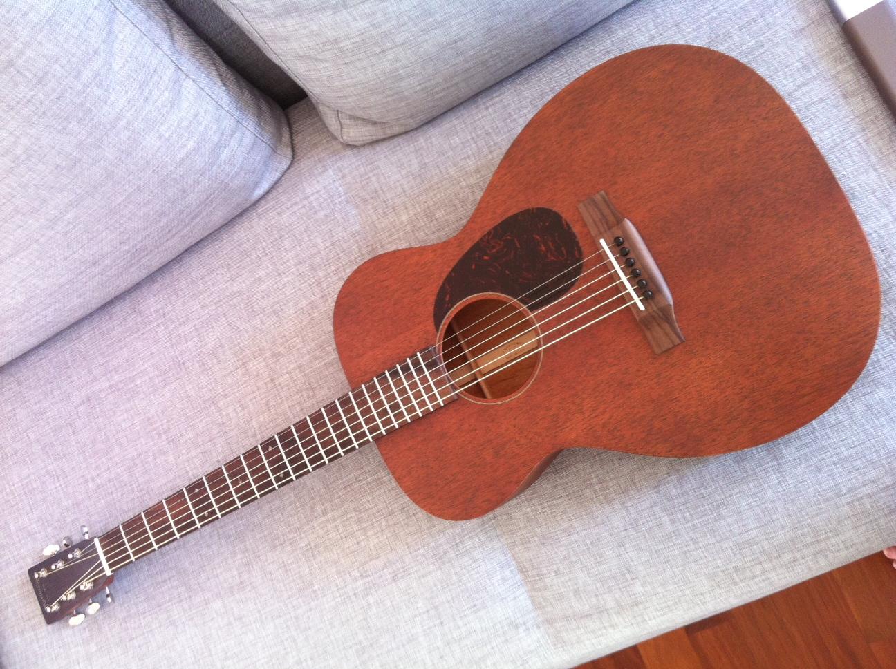 guitare 800 euros