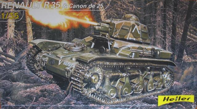 Renault R 35  Heller 1/35 111002041415667018833051