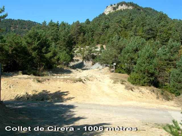 Coll de Cirerras - ES-B-1006