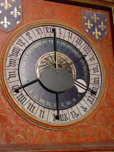 Horloge astronomique de Bourges 111006115632486948857155