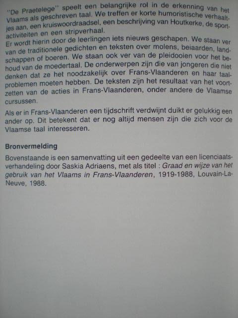 Geschiedenis van de Frans-Vlaamse beweging 111010102925970738876864