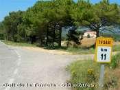 Coll de la Torreta - ES-B- 596 mètres