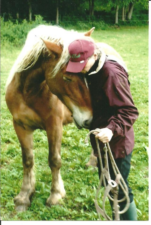 Thème de novembre: Le cheval et l'humain, en toute complicité - Page 4 1110180638431052978920524