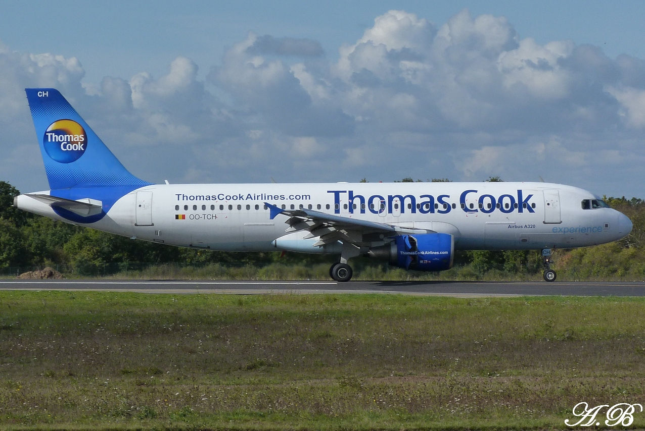 "[20/10/2011] Airbus A320 (OO-TCH) Thomas Cook Airlines Belgium ""Explore"" 1110200843171373938931552"