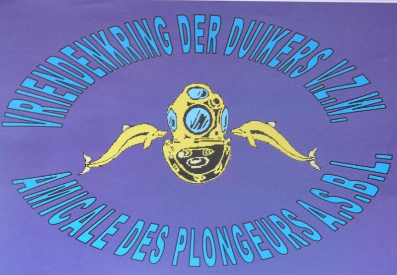 Amicale des plongeurs. - Vriendenkring der duikers. 1110250324471401238955768