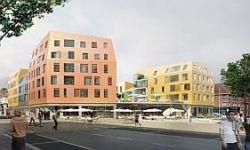 De Salengroplaats, de volgende architecturale vlek van Duinkerke? - Den draed 111026062220970738957976