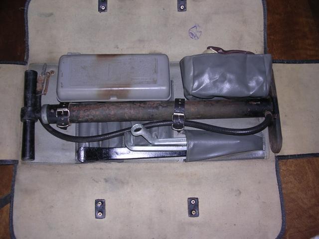 Vente outils du lot de bord au détail ou trousses complètes 111028044638607648968854