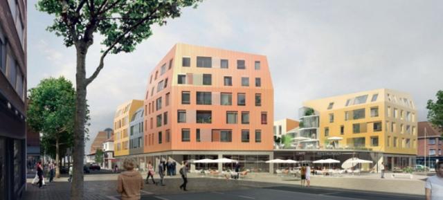 De Salengroplaats, de volgende architecturale vlek van Duinkerke? - Den draed 111029042404970738973425