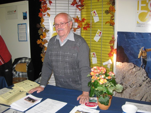 2011 : Salon des Seniors 111029074932185828974746