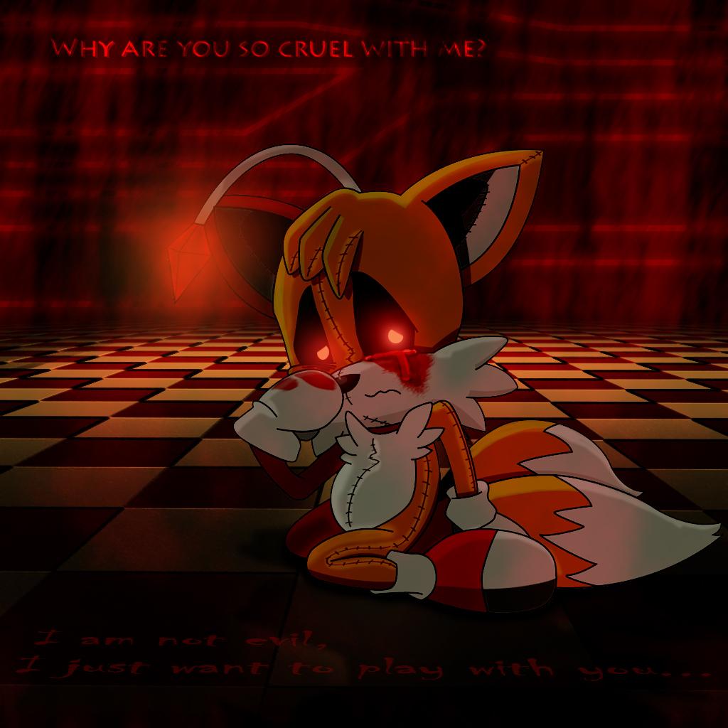 Tails Nightmare [à partir du 31 Octobre] 111030084106962438980160