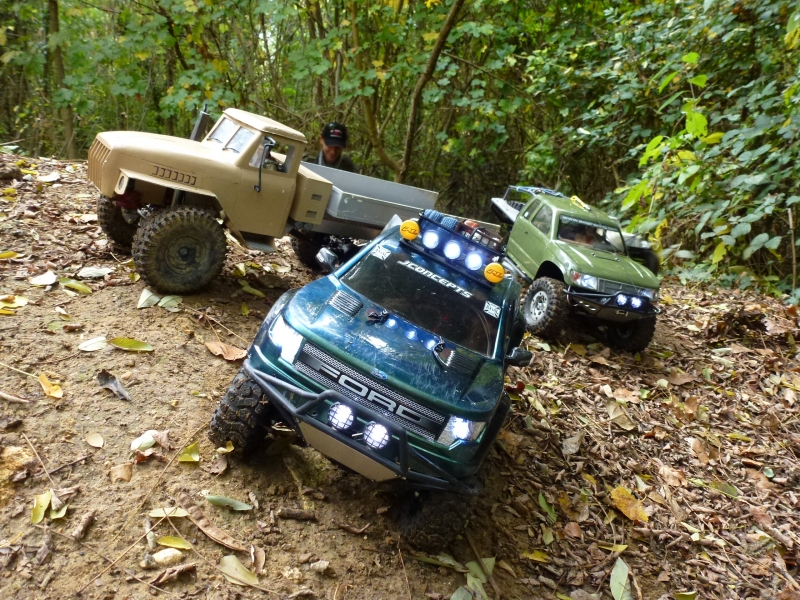 [ SCX10 Axial ] honcho land rover lr3 g4 - Page 4 111031013133342628981388