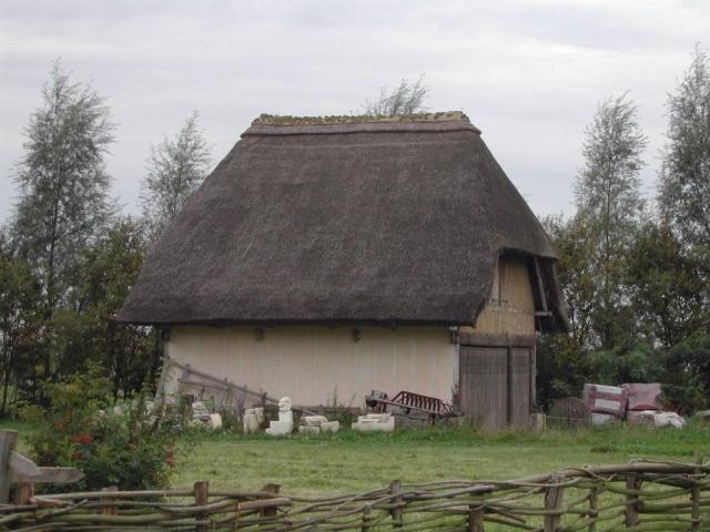 Oude schuren van Frans-Vlaanderen 1112140302261419619177393