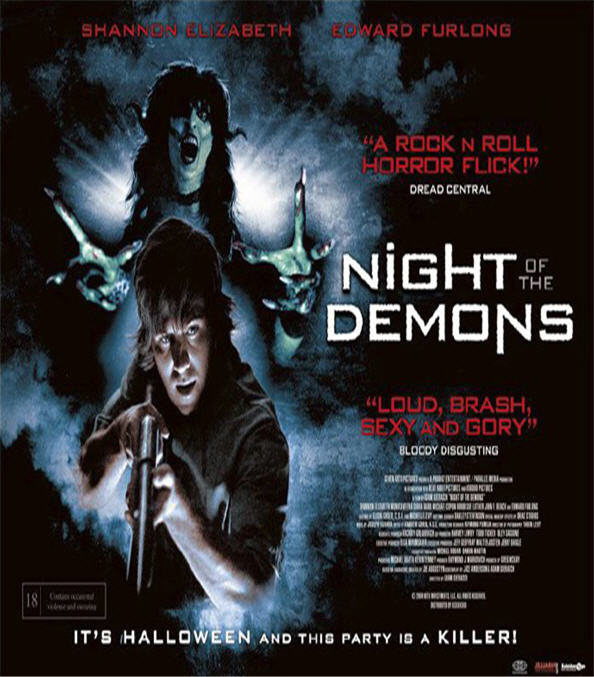 Night of the Demons Megaupload