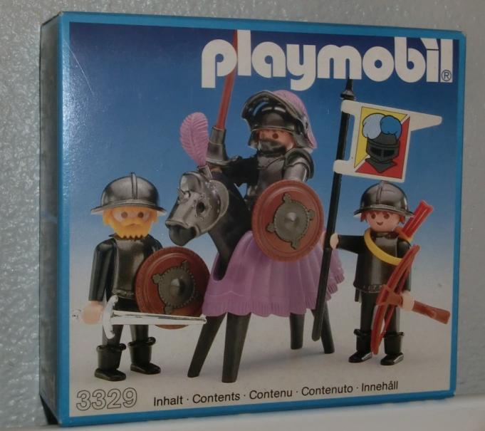 [Playmobil] Le thème MOYEN-AGE chateaux, chevaliers... - Page 2 111219093337668849199287