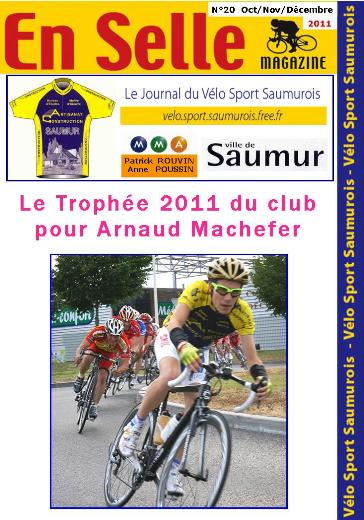 EN SELLE N° 20 : LE JOURNAL DU VSS DU 4e TRIMESTRE 2011   111220035618413839201234