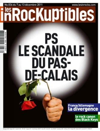 PS-schandalen in Noord-Frankrijk vormen voedingsbodem voor groei Front National 1112201159521419619200573