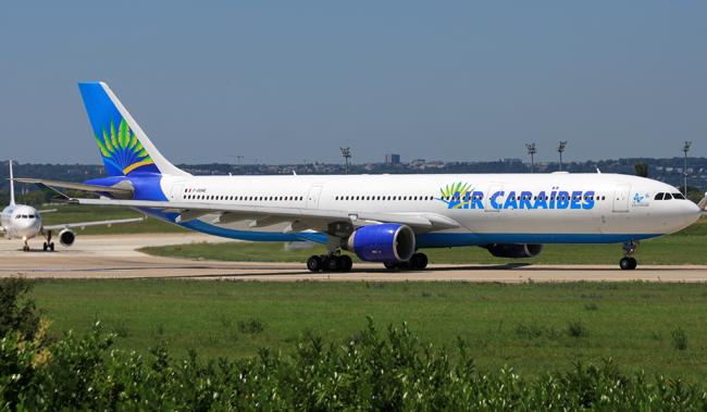 Www crash aerien aero air caraibes va lancer une ligne - Vol paris port au prince air caraibes ...