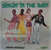 Sheila & B. Devotion - Singin' in the rain - 7inch SP