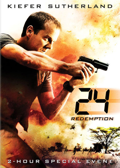 24 heures chrono – Redemption  DVDRiP [FRENCH] [TB]