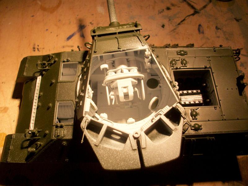 1/35 M10 DUCKBILL Gun motor carriage de chez ACADEMY 1112220505151410669208639