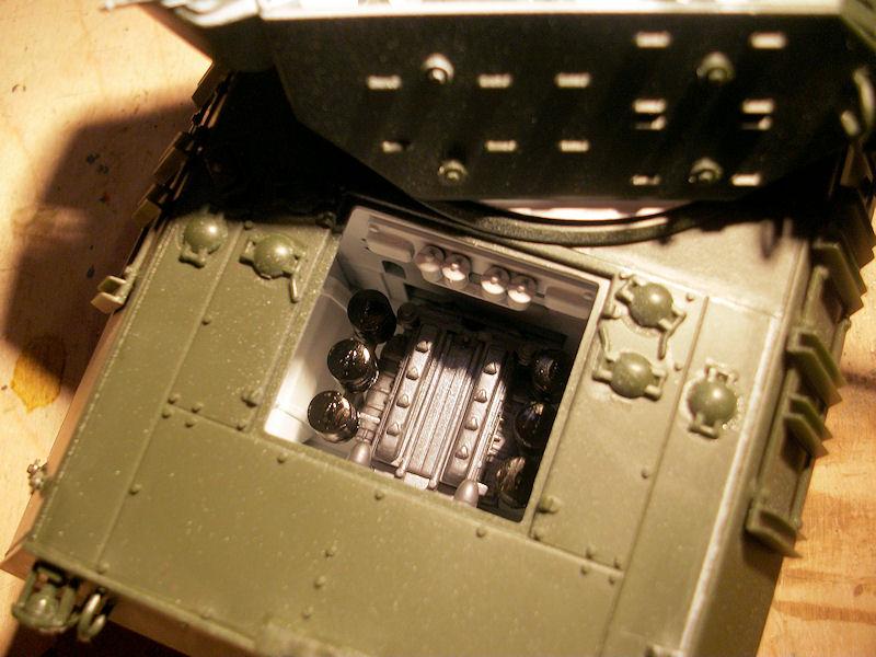 1/35 M10 DUCKBILL Gun motor carriage de chez ACADEMY 1112220505151410669208640