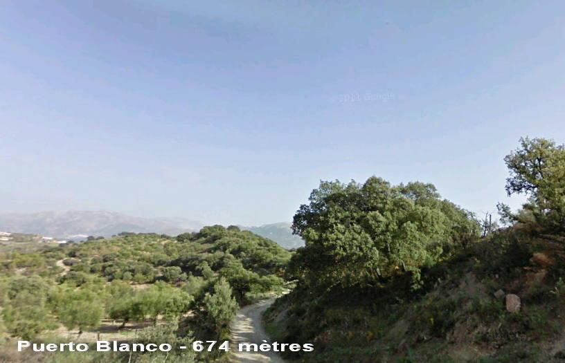 Puerto Blanco - ES-MA- 674 mètres