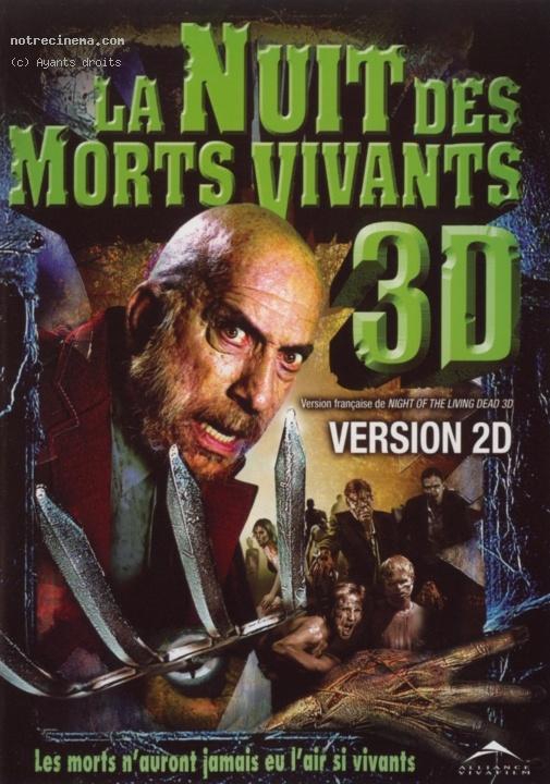 La Nuit des morts-vivants 3D Megaupload