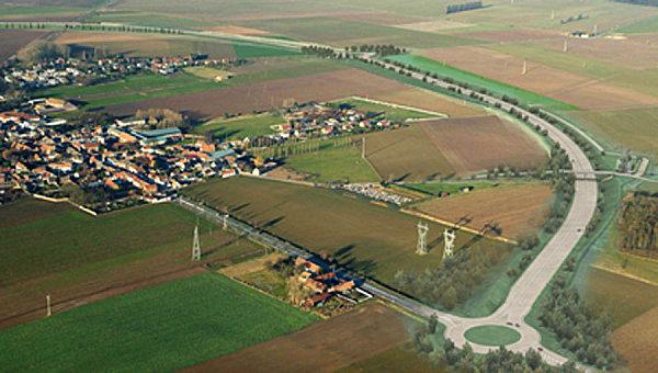 De as Rijsel-Boulogne via het Audomaarse groeit beetje bij beetje 1112260804591419619222054
