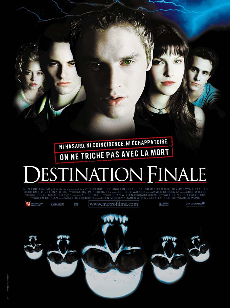 Destination finale Megaupload