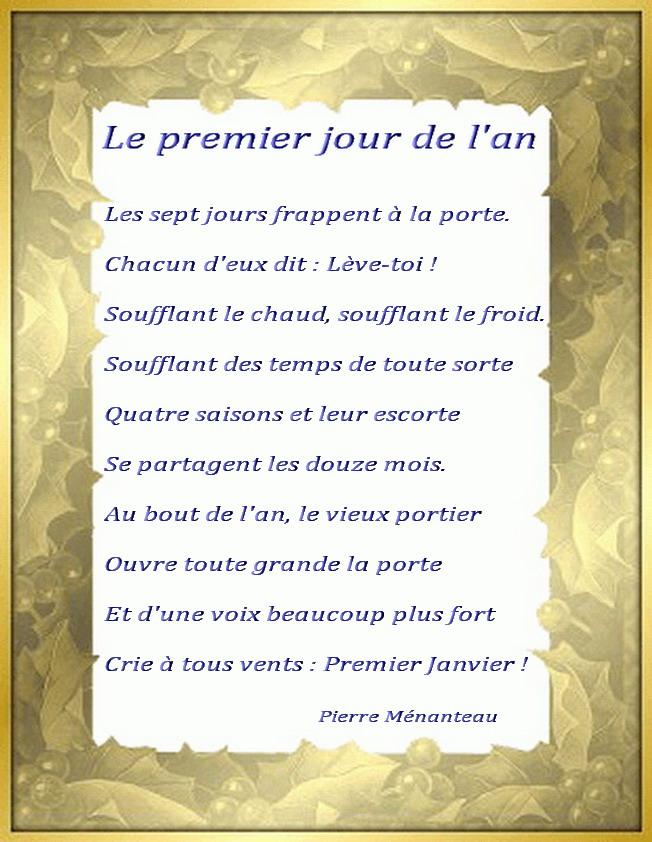 Premier Jour De Lannee 2012 Les Passions De Mamie