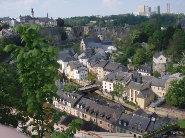 Le Grand-Duché de Luxembourg 1112311147211100219239106