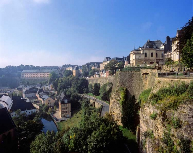 Le Grand-Duché de Luxembourg 1112311147231100219239107