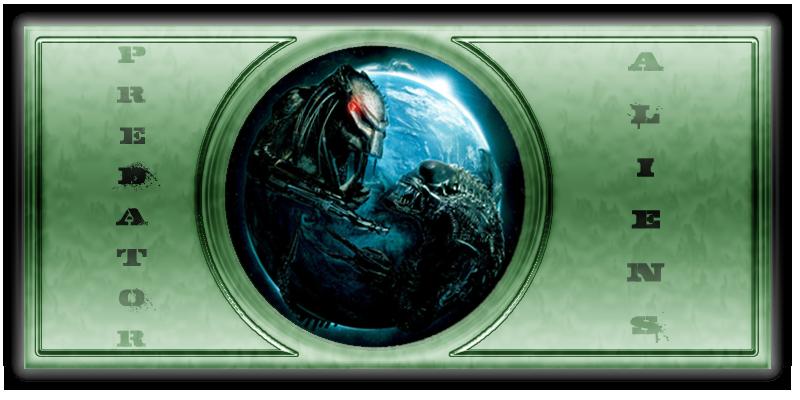 -PREDATOR- wing : Alien