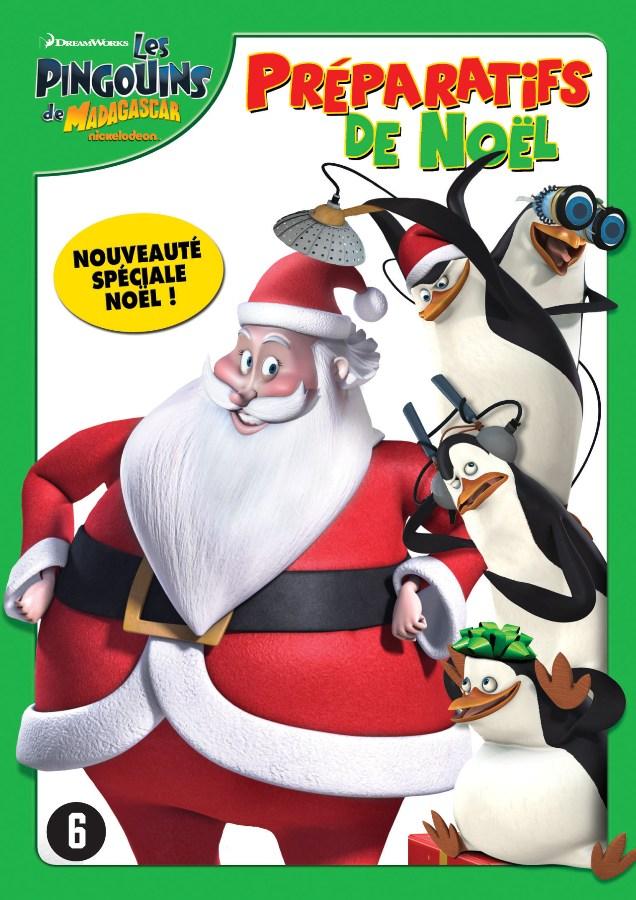 Les pingouins de Madagascar: Préparatifs de Noël Megaupload