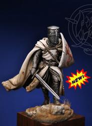Chevalier Templier du XIIIème Siècle 1201090413311227859279088