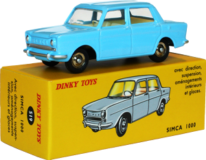 Simca 1000 Atlas