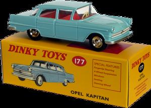 Opel Kapitän Atlas