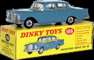 Mercedes Benz 220 SE Dinky-Toys