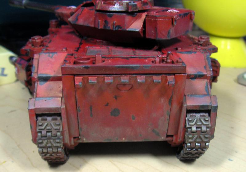 Warhammer 40K, Char predator 120305065046602619538077