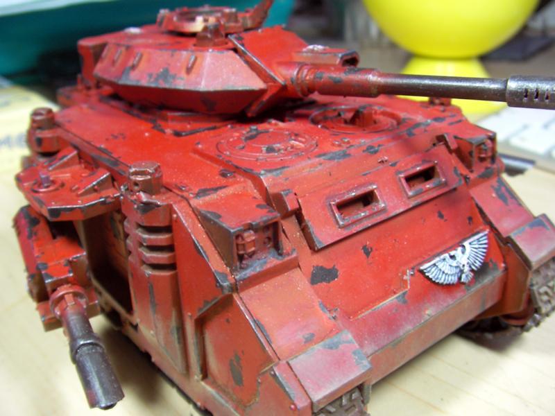 Warhammer 40K, Char predator 120305065047602619538081
