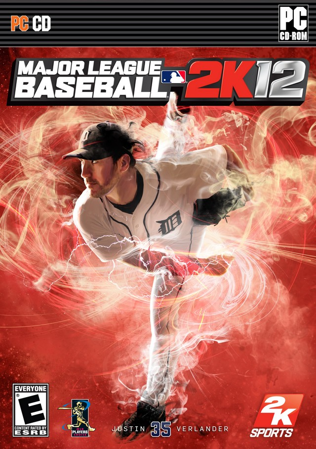Major League Baseball 2K12 Poster