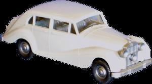 Rolls-Royce Silver Wraith Wiking