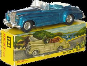 Vous rêviez d'une sellerie bleu métallisé ? Nicky-Toys l'a faite !