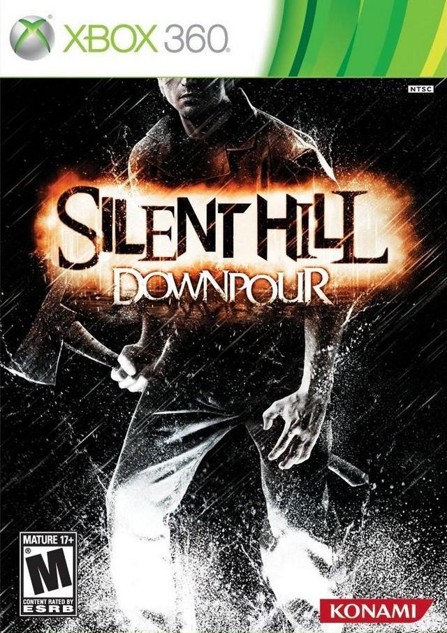 Silent Hill: Downpour Poster