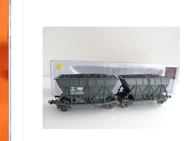 Matériel remorqué SNCF produit dans les années 90 120313034317878979573315