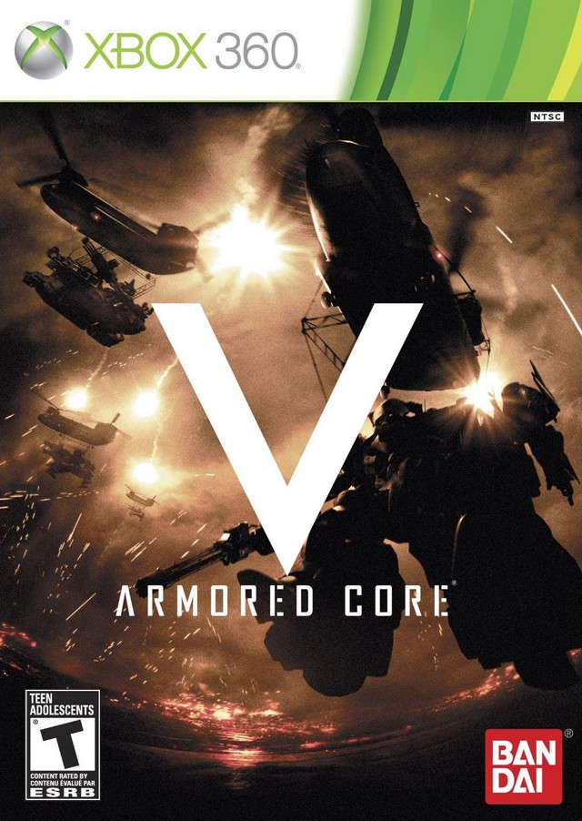 Armored Core V Poster