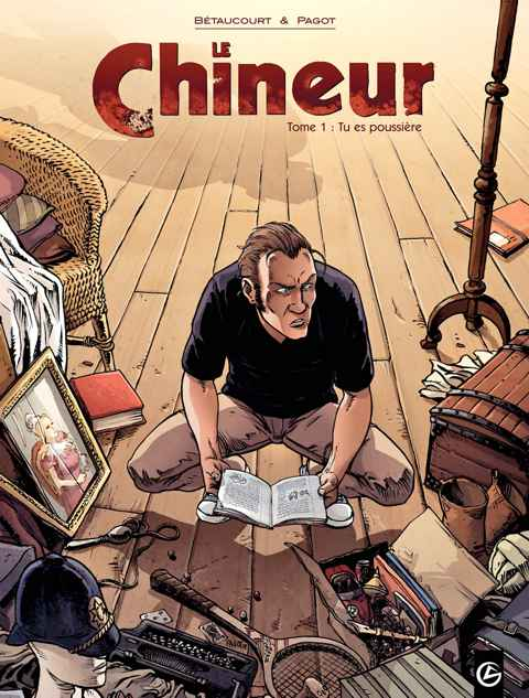 Le Chineur  2 Tomes