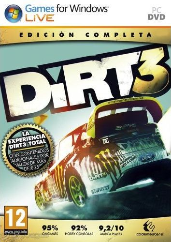 Dirt 3 Complete Edition-FiGHTCLUB
